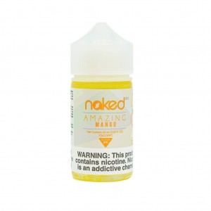 Naked 100 Amazing Mango (60ml)