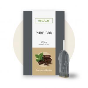 ISOL8 Creme De Menthe - CBD Pod