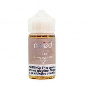 Naked 100 Tobacco Cuban Blend (60ml)