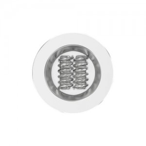Vivant DAbOX Dual Quartz Coil Head (1pc)
