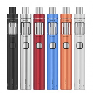 eGo Twist Plus with CUBIS D19