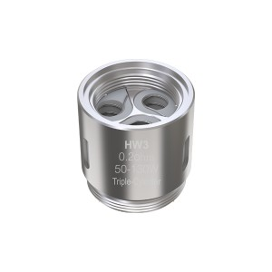 Eleaf HW3 Triple-Cylinder 0.2ohm Head (5pcs)