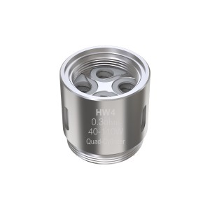 Eleaf HW4 Quad-Cylinder 0.3ohm Head (5pcs)