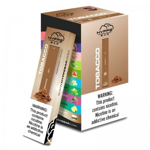 Hyppe Bar Disposable 300 Puffs (10-Pack)