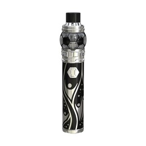 Eleaf iJust 3 with ELLO Duro - Black Silver 7.5ml - WR Version