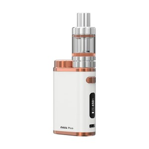 Eleaf iStick Pico 75W TC with MELO III Mini Kit - White Bronze