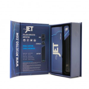 MyVapors myJET Deluxe Kit