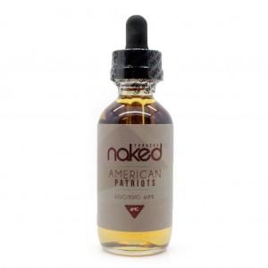 Naked 100 Tobacco American Patriot (60ml)