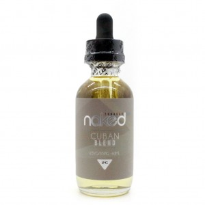 Naked 100 Tobacco Cuban Blend (60ml)