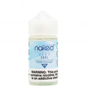Naked 100 Menthol Very Cool (60ml)