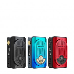 Wismec AI Box Mod 200W With Bluetooth