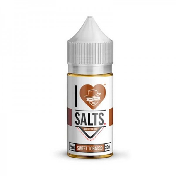 I Love Salts | Sweet Tobacco (30ml)