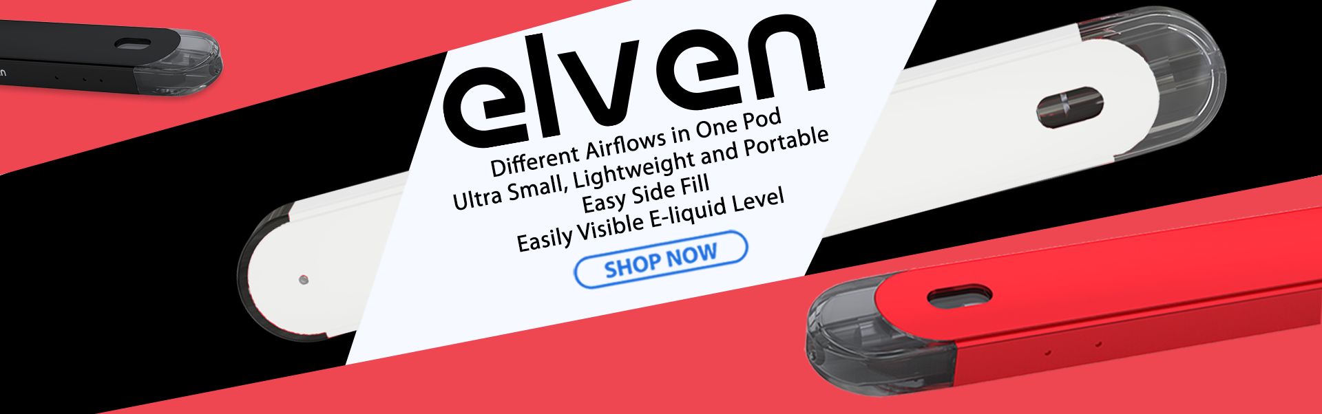 Eleaf Elven Kit (Pod Version)